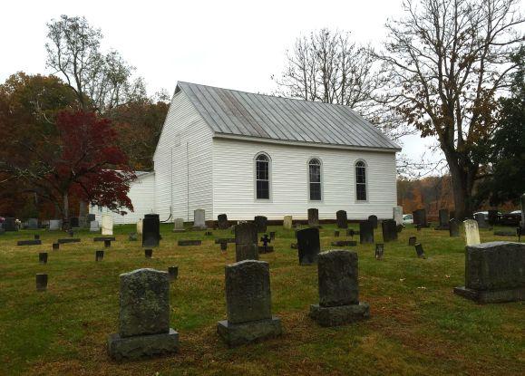Mount Zion United Methodist Church in Esmont, Virginia
