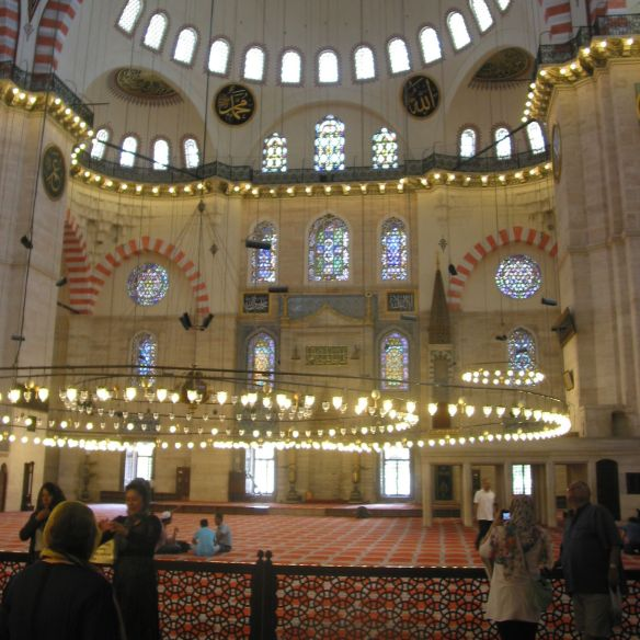 Suleimaniye Mosque