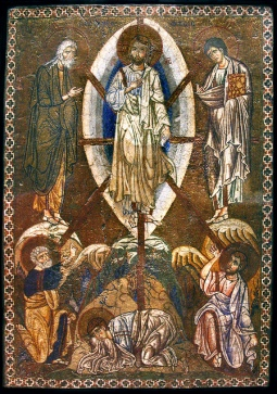 icon of transfiguration